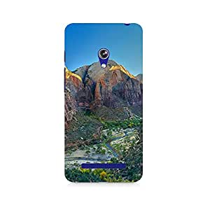 TAZindia Designer Printed Hard Back Case Mobile Cover For Asus Zenfone 5