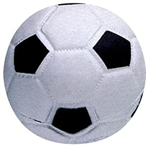 Soccer Ball Latex 3-pack 2.5 inch Diameter Ball