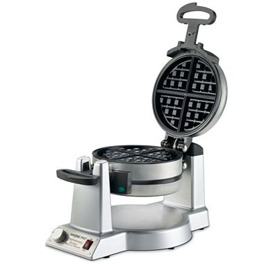 Waring Pro WWM1200PC Double Extra Deep Belgian Waffle Maker home philosophy 24 см i love my home 242403