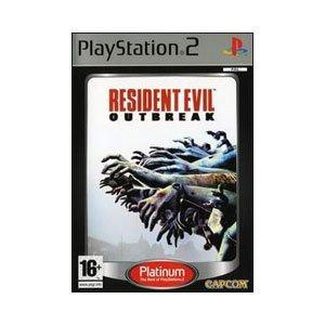 Resident Evil: Outbreak (Platinum) (Sony PS2)