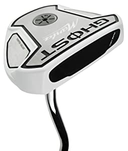 TaylorMade Ghost Manta Putter (33inch, Steel, Right Hand)