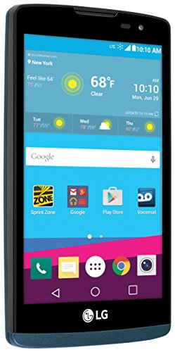 LG Tribute Duo No Contract Phone Sprint Prepaid