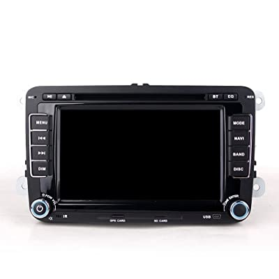 baytter 7 2din touchscreen gps dvd autoradio navi canbus. Black Bedroom Furniture Sets. Home Design Ideas