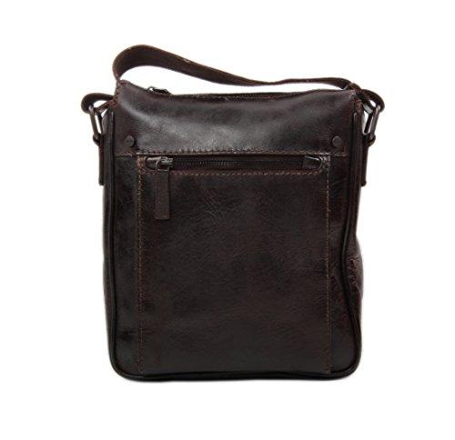 """""""Clark"""" SLINGBAG borsa a tracolla in pelle di alta qualità // borse a spalla Mod, OR162JB"""