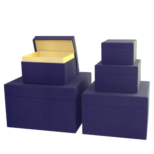 set-of-5-gift-boxes-linen-marine-new-water-repellent-linen-storage-box-quality-made-by-semikolon