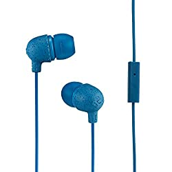 House of Marley Little Bird EM-JE061-NV In-Ear Headphones with Mic (Navy)