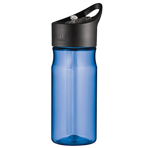 Thermos Intak 18 oz Hydration Water Bottle, Leak Proof, BPA Free, Blue (Thermos Intak 18 Ounce compare prices)
