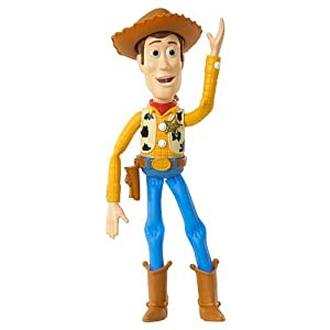 "Disney Pixar Toy Story Woody 6"" Action Figure"