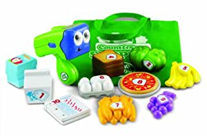 Leapfrog Scanny - Mes Courses Interactives