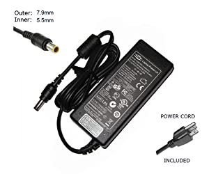 "Laptop Notebook Charger for Lenovo Ideapad G565 G570 G770 Adapter Adaptor Power Supply ""Laptop Power"" Branded (12 Month Warranty - Power Cord Included)"