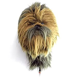 Star Wars Chewbacca Golf Hybrid Cover Headcover by Hornungs