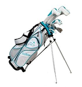 Tour Edge Ladies 2014 Lady Edge Golf Starter Set, Ladies Flex, Right Hand, Graphite,... by Tour Edge