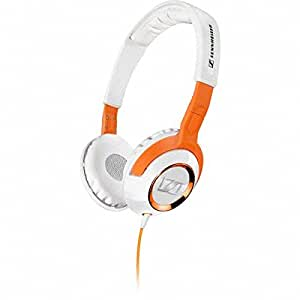 Sennheiser HD 229 White/Orange Headphones