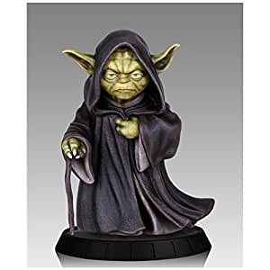 yoda ilum star wars gentle giant statue. Black Bedroom Furniture Sets. Home Design Ideas