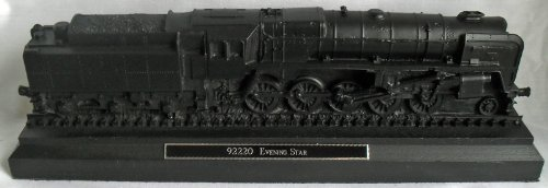 Evening Star Steam Engine - Coal Model - Hand Crafted - 127
