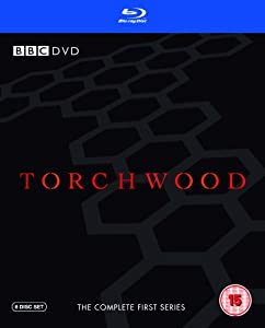 Torchwood - Series 1 Box Set [Blu-ray] [Region Free]