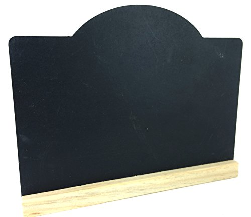 Chalkboard 8x6 Inches With Wooden Stand - 1