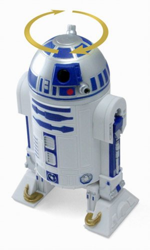 Star Wars R2-D2 Pepper Mills