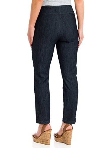 Miraclebody Judy Pull On Ankle Jeans, Heritage, 14