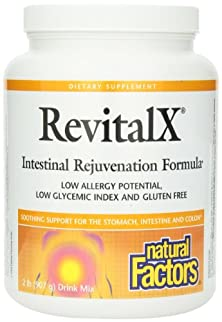 buy Natural Factors Revitalx Powder, 2-Pound