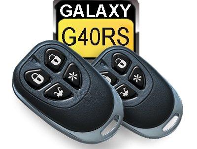 Brand New Scytek G40rs Two Sleek 4 Button Remote Start and Keyless Entry System