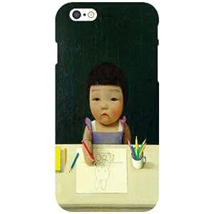 Apple iPhone 6 Back Cover - Writing Skills Designer Cases