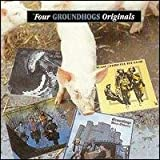 Four Groundhogs Originals