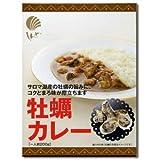 北海道のご当地カレー しんや 牡蠣カレー 4食セット