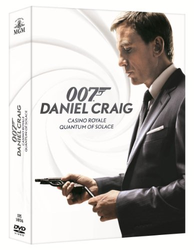 James Bond : Casino Royale + Quantum of Solace