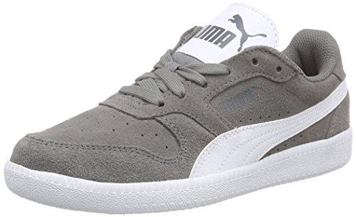 Puma Icra Trainer SD, Unisex-Erwachsene Sneakers, Grau (steel gray-white 19), 44 EU (9.5 Erwachsene UK) thumbnail