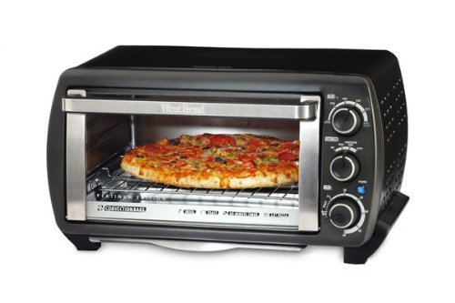 West Bend 74206 Large Convection Oven (Westbend Toaster Oven Parts compare prices)