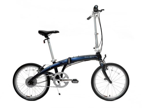 Review Of Dahon Mu N-360 Folding Bike, Indigo