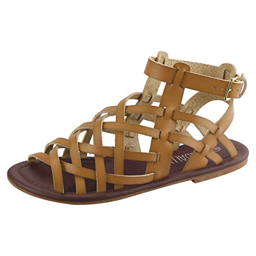 sandalup-strappy-womens-sandals-yellow-5-uk
