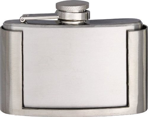 Misc 3 Oz Belt Buckle Flask