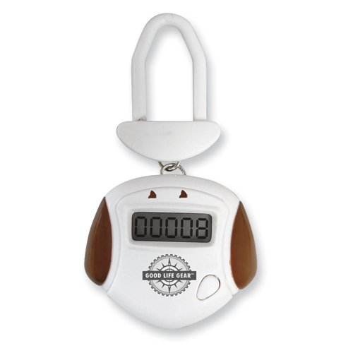 Cheap Brown Pet Pedometer Perfect Christmas Gift Idea (B007LBYFQG)