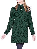 AmarilloLimon Vestido (Verde)