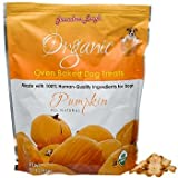 GRANDMA LUCYS 844181 Organic Baked Pumpkin Treat for Dogs, 14-Ounce