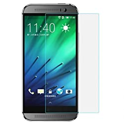 Munoth Ultra Thin Premium Tempered Glass Screen Protector for HTC 816