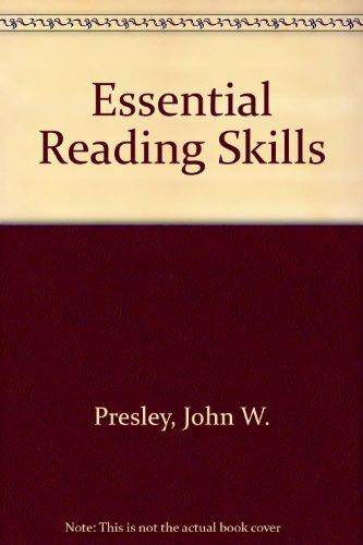 Essential Reading Skills
