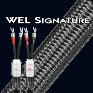 AudioQuest WEL Signature 7m Terminated Pair (Terminated 2-2) Speaker Cable Black Friday & Cyber Monday 2014