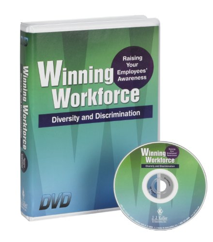 Winning Workforce: Raising Your Employees' Awareness - Diversity & Discrimination - DVD Training (600DVD)