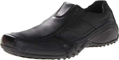 Skechers for Work Men's Rockland-Hooper Work Boot,Black,7 M US