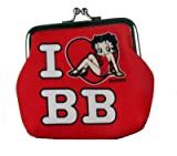 Betty Boop I Love BB Coin Purse