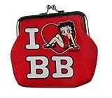 Betty Boop I Love BB Coin Purse