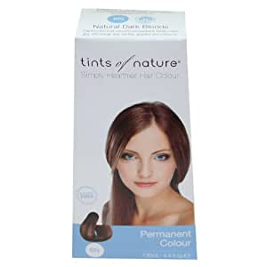 Tints of Nature Organic 6N Natural Dark Blonde Conditioning Permanent Hair Colour 130ml