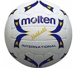 New Molten International Professional Level Excellent Grip Match Quality Netball