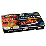 """12.2"""" Instant BBQ Charcoal Grill"""