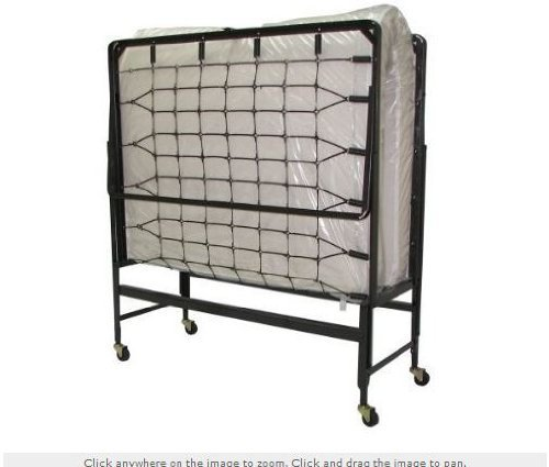 """48"""" Rollaway Bed With Great Mattress Superior Quality! front-139733"""