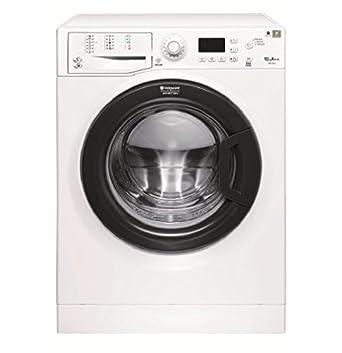 Hotpoint FMG 1043B FR machine à laver - machines à laver (Autonome, Front-load, A+++, B, Blanc, Gauche)