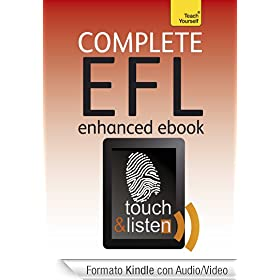 Complete English as a Foreign Language: Teach Yourself Audio Ebook (Kindle Enhanced Edition) (Teach Yourself Audio Ebooks)